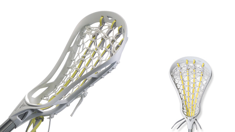 Brine Synergy Lacrosse Head